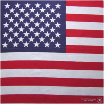 ★アメリカ国旗★U.S.A「綿100%・日本製」【コットンハウス】