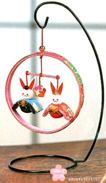 【15%OFF】 ひな人形 手作りキット ちりめん 細工 おひなさま 桜びな (ピンク) 〔パナミ〕 【雛人形】【手作り】【キット】【おひな様】【お雛様】【御雛様】【ひなまつり】【ひな祭り】【雛祭り】【手芸】