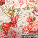 USA Cotton花と妖精Flower FAIRIES R...