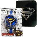 【訳あり/返品交換不可】【アメリカ買付商品】SUPERMAN スーパーマン ダイバーズ 腕時計 リストウオッチ 大人サイズ