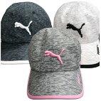 【アメリカ買付商品】PUMAプーマ子供ジュニアキッズユース野球帽帽子キャップフラットギアトバイザー54〜56cm
