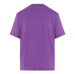 STELLA MCCARTNEY ステラ マッカートニー Purple '2001' T-shirt Tシャツ レディース 秋冬2021 511240SPW195202 【関税・送料無料】【ラッピング無料】 ju