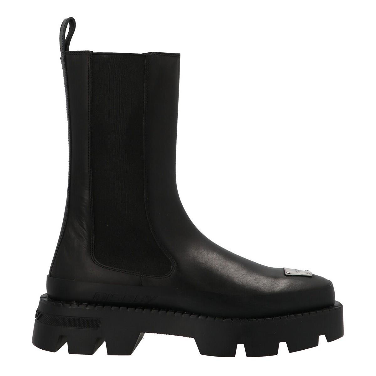 ブーツ, その他 MISBHV Black The 2000 chelsea boots 2021 3021BM102BLACK ju