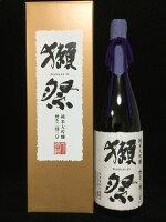 獺祭純米大吟醸二割三分磨き23%専用箱付き1800ml(旭酒造)(山口県)