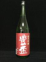 豊盃純米吟醸華想い1800ml(三浦酒造)(青森県)