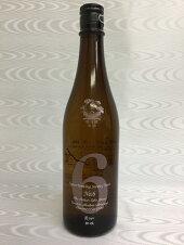 NO-6R-TYPE特別純米生原酒740ml(新政酒造)(秋田県)