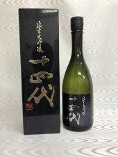 十四代純米大吟醸雪女神720ml化粧箱入り(高木酒造)(山形県)