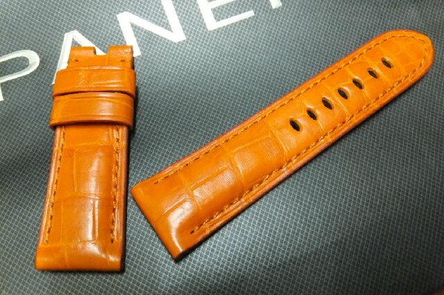 腕時計用アクセサリー, 腕時計用ベルト・バンド CousuMain24mm-22mm F0384