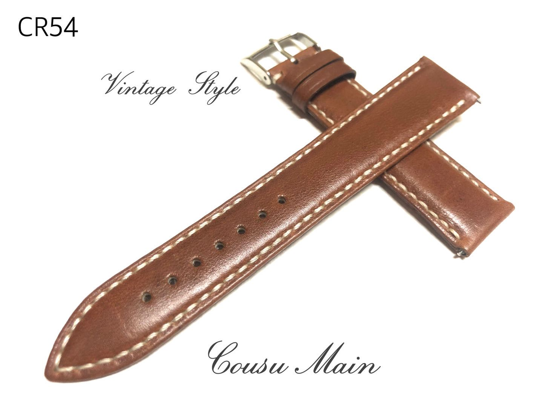 腕時計用アクセサリー, 腕時計用ベルト・バンド CousuMain22mm-20mm 20mm-18mm 18mm-16mm SEIKO PATEK PHILIPPE ROLEX OMEGA Piaget CR54