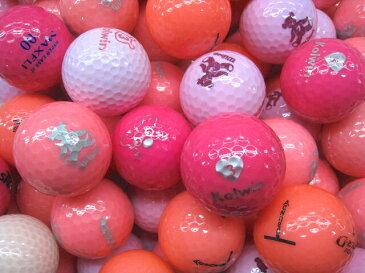 Sクラス ピンクボール色々 1球 /ロストボール バラ売り【中古】【ラッキーシール対応】