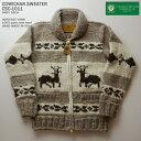 カウチンセーター(カウチンジャケット)|Canadian Sweater Company(カナディアン・セーター・カンパニー)・カナダ製|CSC-1011 DEE…
