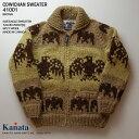 カウチンセーター(カウチンジャケット)|KANATA社(カナタ)・カナダ製|KA41001 SUE'EAGLE SWEATER(スーイーグル・セーター)|ブ…