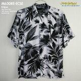 アロハシャツ|ジェムス・ワールド(JAMS WORLD)|M630RE_ECSE|ECLIPSE(イクリプス)|メンズ|ハワイ 製|レーヨン100% (100% rayon)|ノーマル襟(レギュラーカラー)|フルオープン|半袖|アロハタワー(アロハシャツ販売)10P03Sep16