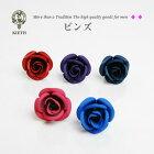 ラペルピン薔薇モチーフメンズジュエリーピンズバラ真鍮パーティープレゼント日本製KIETHキースKE1753