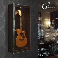 壁掛けディスプレイギター収納ラックG7[ジー・セブンス]