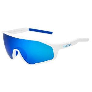 ボレー サングラス ロードバイク シフター シャイニー ホワイト ブラウン ブルー BOLLE Shiny White Brown Blue