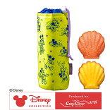 ディズニーデザインのボトルカバーにマドレーヌをアソート