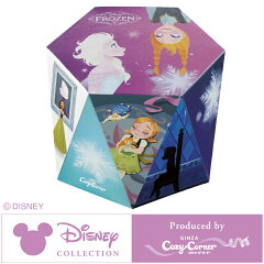 アナと雪の女王 アソートボックス(2種8個入)【銀座コージーコーナー】【クリスマス】【ギフト】【Disneyzone】