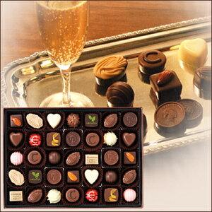 厳選カカオ使用。ショコラティエこだわりのチョコレート。プラリネショコラPC30【御祝・内祝・...