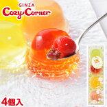 果実とゼリーが爽やかに響き合う、みずみずしい味わいのゼリー