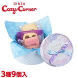 銀座コージーコーナースプリングクッキー(3種9個入)