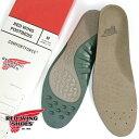 (レッドウィング) RED WING #COMFORTFORCE・FOOT BED コンフォートフォース フットベッド インソール 中敷き 中厚 純正 正規品 NO.96318 シューケア メンズ レディース アメリカ製 (革靴/お手入れ用品/ウイング/XS〜XL/US4〜13/22〜31cm)
