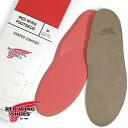 (レッドウィング) RED WING #SHAPED COMFORT・FOOT BED シェイプドコンフォート フットベッド インソール 中敷き 薄手 純正 正規品 NO.96317 シューケア メンズ レディース アメリカ製 (革靴/お手入れ/ウイング/XS〜XL/US4〜13/22〜31cm)