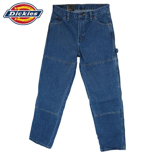 メンズファッション, ズボン・パンツ  Dickies Relaxed Fit Double Knee Carpenter Denim Jeans