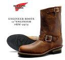 【お取り寄せ】 REDWING ≪レッドウィング≫11インチ エンジニア ブーツ #RW-2972Dワイズ アメ...