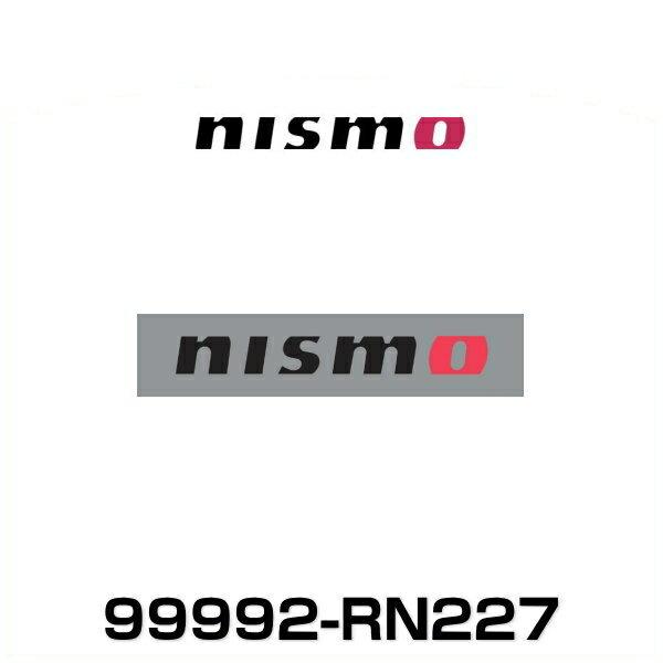 外装・エアロパーツ, ステッカー・デカール NISMO 99992-RN227
