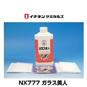 イチネンケミカルズ(旧タイホーコーザイ)NX777ガラス美人車窓ガラスのウロコ除去剤500g(うろこ取り)