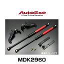 AutoExe オートエクゼ MDK2960 ボンネットダンパー CX-3(DK...