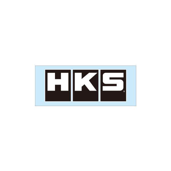 外装・エアロパーツ, ステッカー・デカール HKS 51003-AK130 HKS Sticker HKS W200