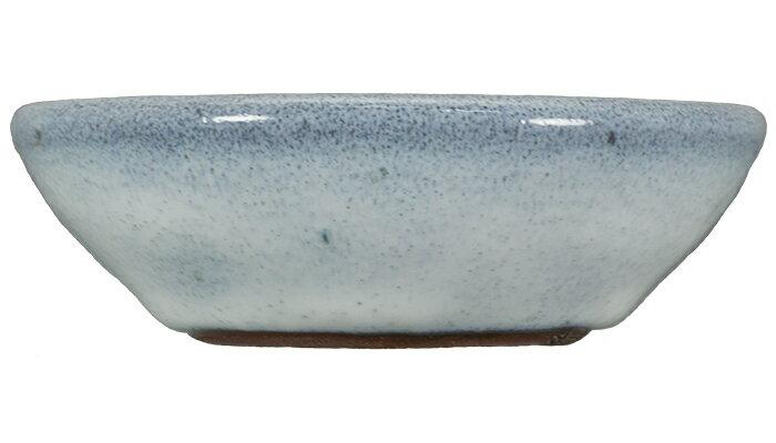 雲善窯 小鉢4寸 海鼠釉 白