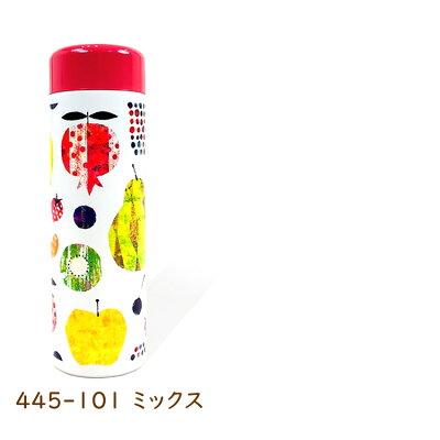 \ポイント5倍/ステンレスボトル水筒480mlマイボトルマグボトルランチおでかけ散歩保温保冷Syun-ka旬果フルーツ柄可愛いTomokoHayashi[あす楽対応]【ラッキーシール対応】