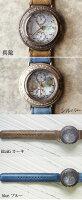 "JOIEINFINIEDESIGN(ジョイアンフィニィデザイン)手作り腕時計""LOMOBespoke""[D-5600]"