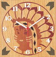 寄木クォーツ角型 時計 手作りキット / 夏休み 工作キット 自由工作 自由研究 手作り 工作 低学年 高学年 小学校 時計工作 木彫