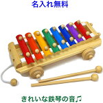 エドインターの楽器付き木のおもちゃ車|シロフォンカー|