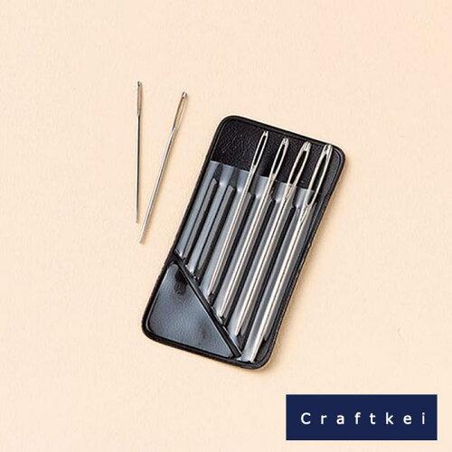 毛糸とじ針 ハマナカ手芸用品 M便[1/20] 毛糸