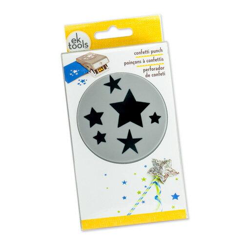 EKサクセス クラフトパンチカッター ラージ [コンフェッティスター] / EK Punch Lg Confetti Star