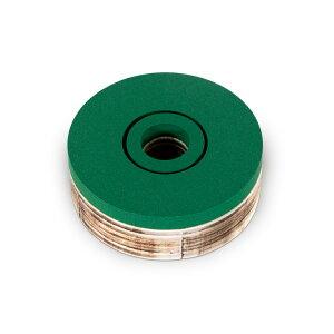 [ハンドプレス機専用]18mmくるみボタン用ファブリック&レザーカッター