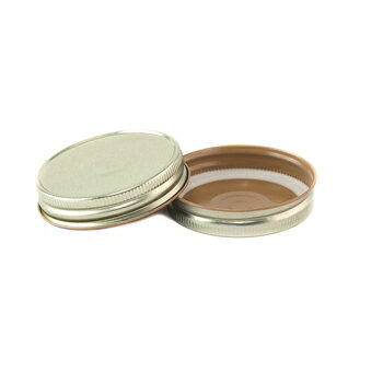 [Outlet SALE]Gold Regular Mouth Complete High Heat Lid 1pc レギュラーマウス用 フタ ゴールド 高い温度用 1個