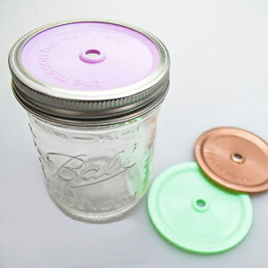 MBCPlasticWideMouthLidTangerineプラスチックワイドマウス用ふたタンジェリン