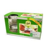 ボールメイソンジャー ワイドマウス コレクションエリート 240ml 4個入 / Ball Mason Jar Collection Elite Wide Mouth 8oz 4pc