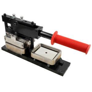 53x78mm長方形タイプ缶バッジマシン