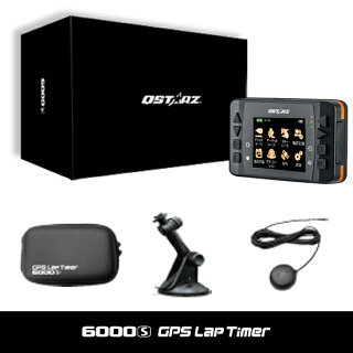 GPSラップタイマーカラーLT-Q6000QSTARZ