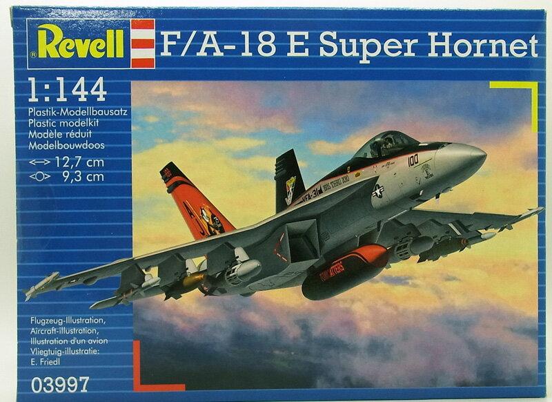プラモデル・模型, 飛行機・ヘリコプター 1144 FA-18E 03997