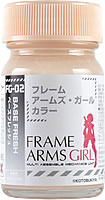 ベースフレッシュ 15ml【ガイアノーツ 30402 フレームアームズ・ガールカラー FG-02】