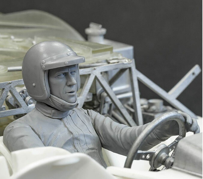 1/12 Driver Type S.M(SITTING)【DIVE NINE Figure Series】画像