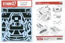 1/24 AMG GT3カーボンデカール(T社対応)